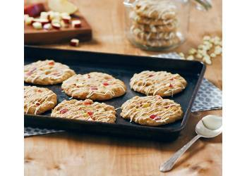 recipe image Apple Spice Oatmeal Cookies