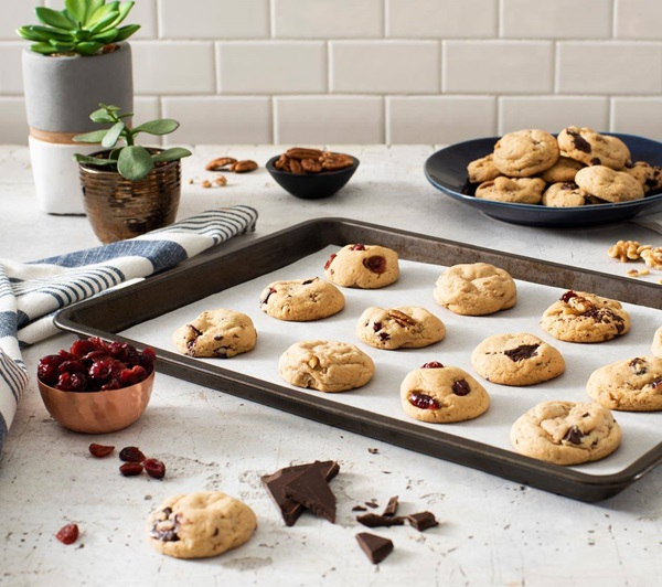 recipe image Plant-Based Anything Goes Cookie Dough