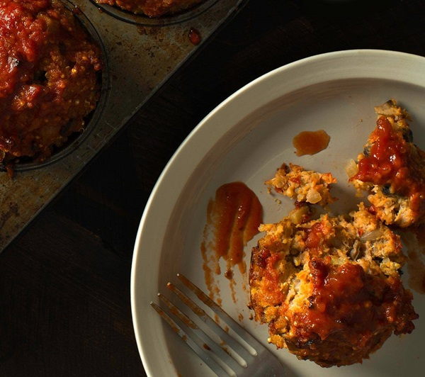 recipe image Gluten Free Turkey Quinoa Meatloaf