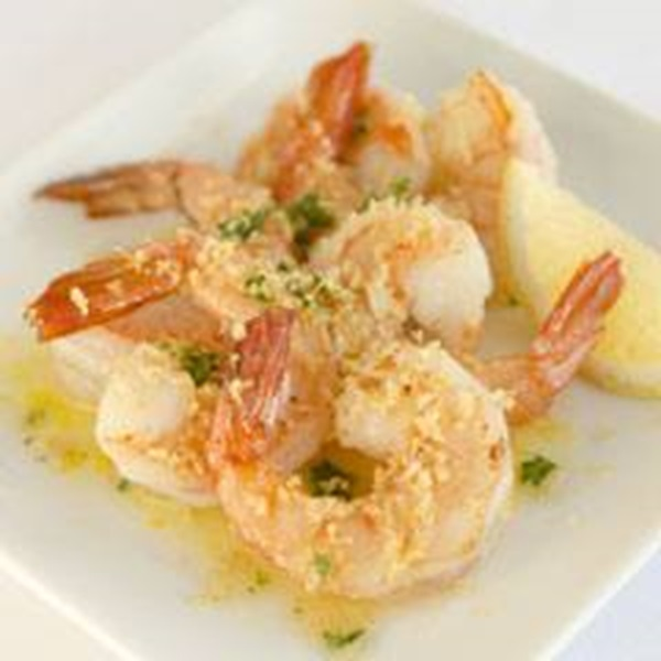 recipe image Shrimp Scampi with Buttery Crumbs