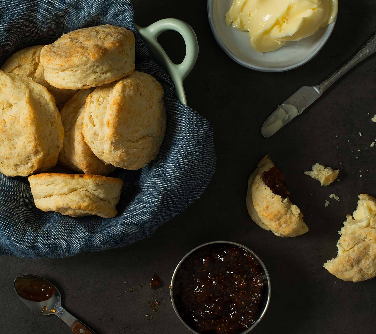 recipe image Buttermilk Biscuits