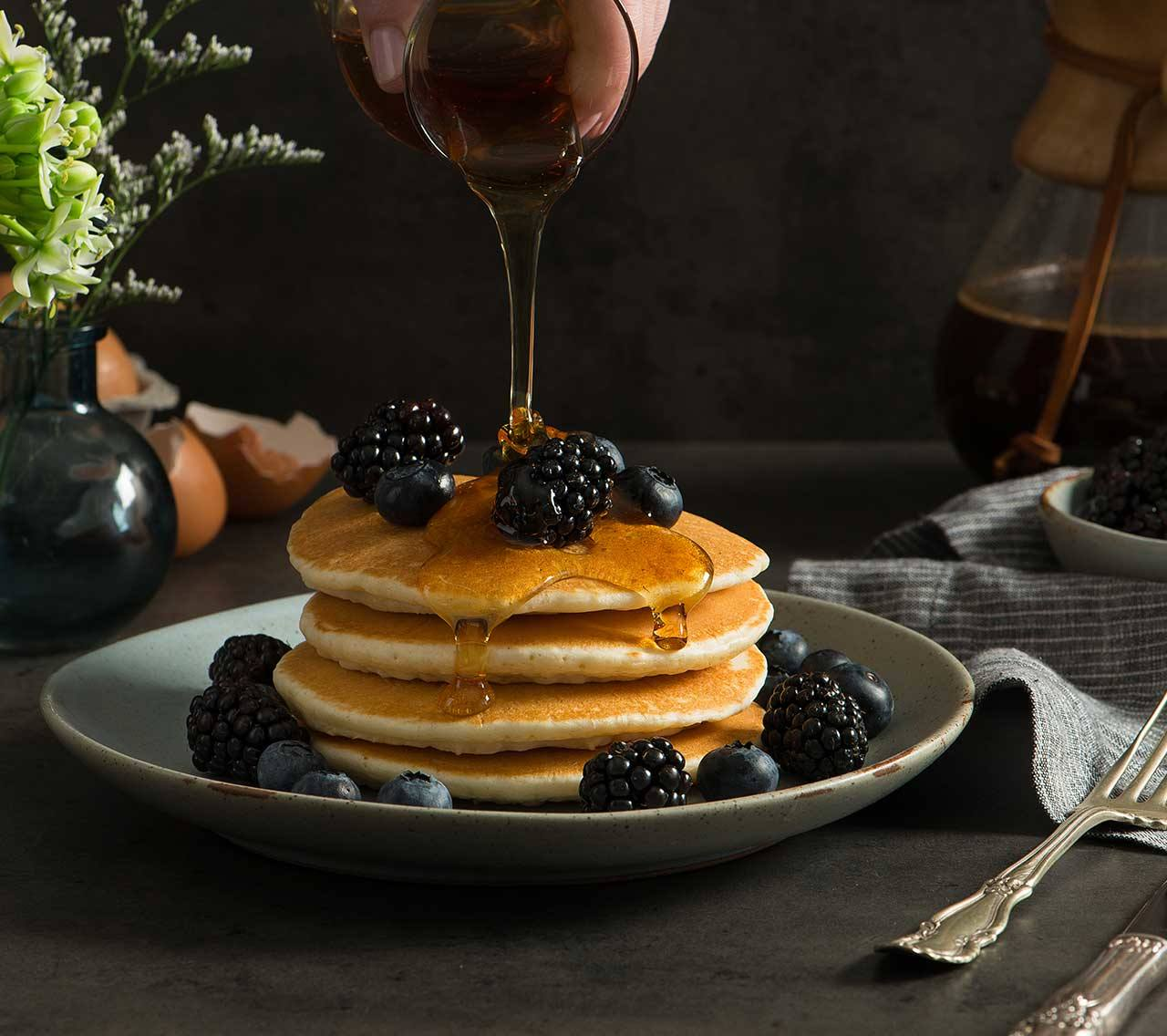 recipe image Buttermilk Pancakes
