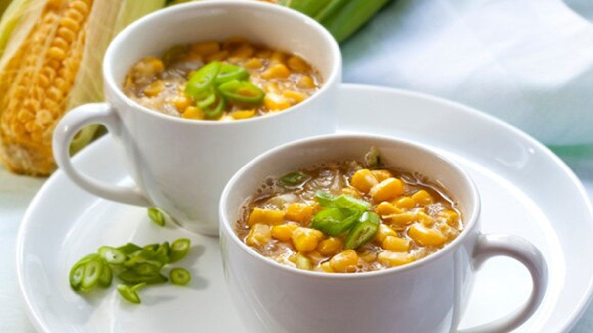 recipe image Bean & Corn Chowder