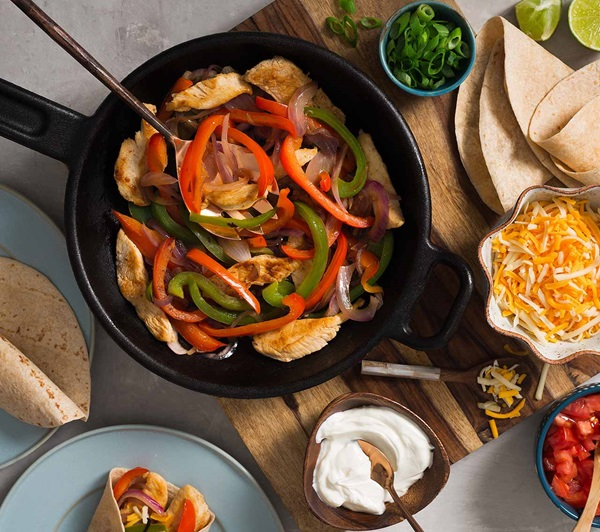 recipe image Chicken Fajitas