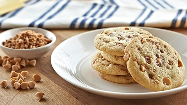 recipe image Salted Caramel Cookies