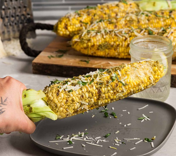 recipe image Corn-On-The-Cob Seasonings