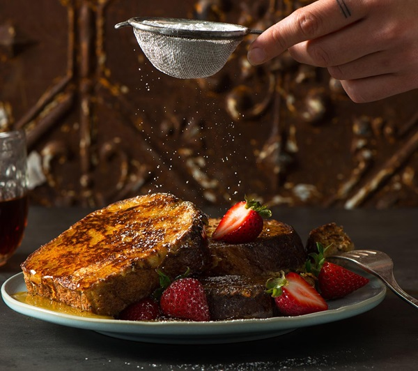 recipe image French Toast with Cinnamon & Vanilla