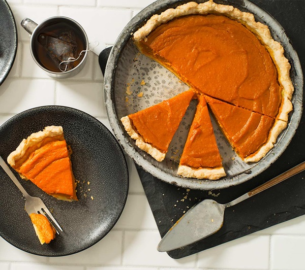 recipe image Easy Pumpkin Pie
