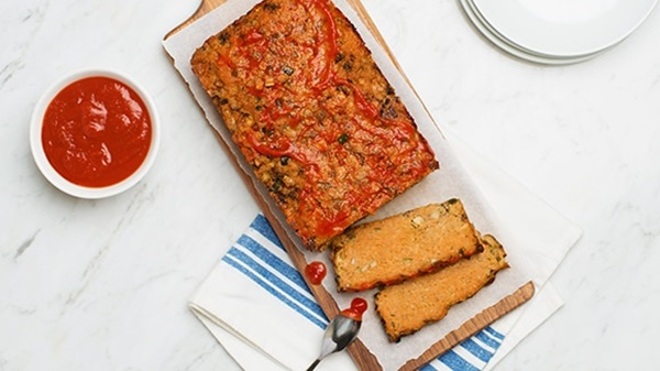 recipe image Turkey Quinoa Meatloaf