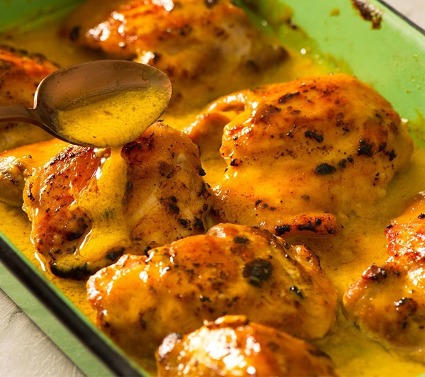 recipe image Sweet Curry Chicken