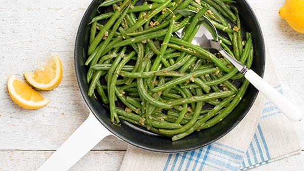 recipe image Savoury Braised Green Beans