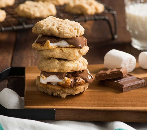 recipe image S'mores Bars