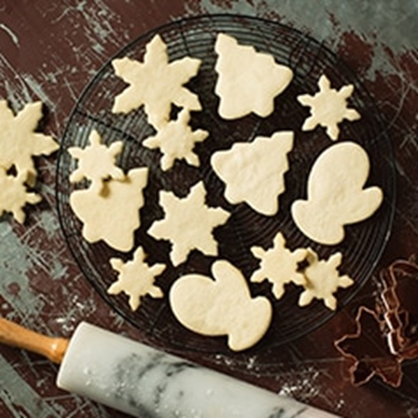 recipe image Easy Sugar Cookie Cut-Outs