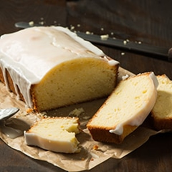 recipe image Lemon Pound Cake