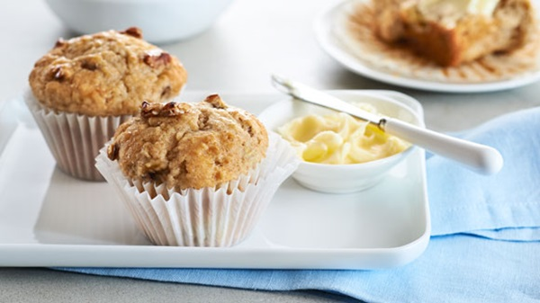 recipe image Banana Nut Muffins