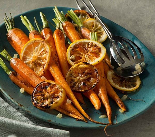recipe image Honey Glazed Carrots