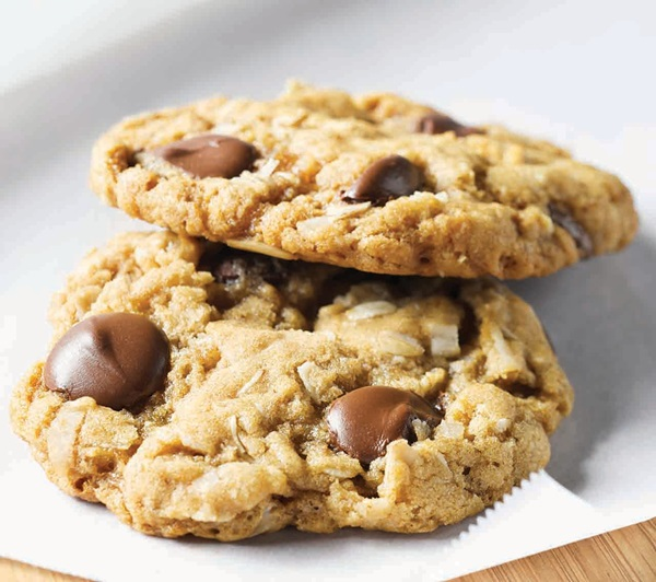 recipe image Oatmeal Chocolate Chip Cookies