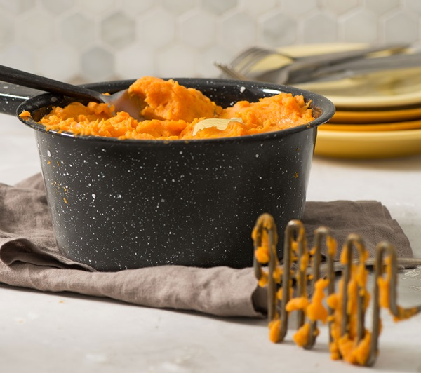recipe image Mashed Sweet Potatoes