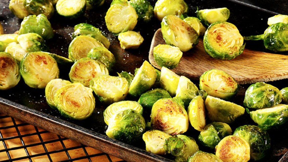 recipe image Roasted Brussels Sprouts