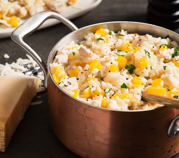 recipe image Chicken and Sage Risotto