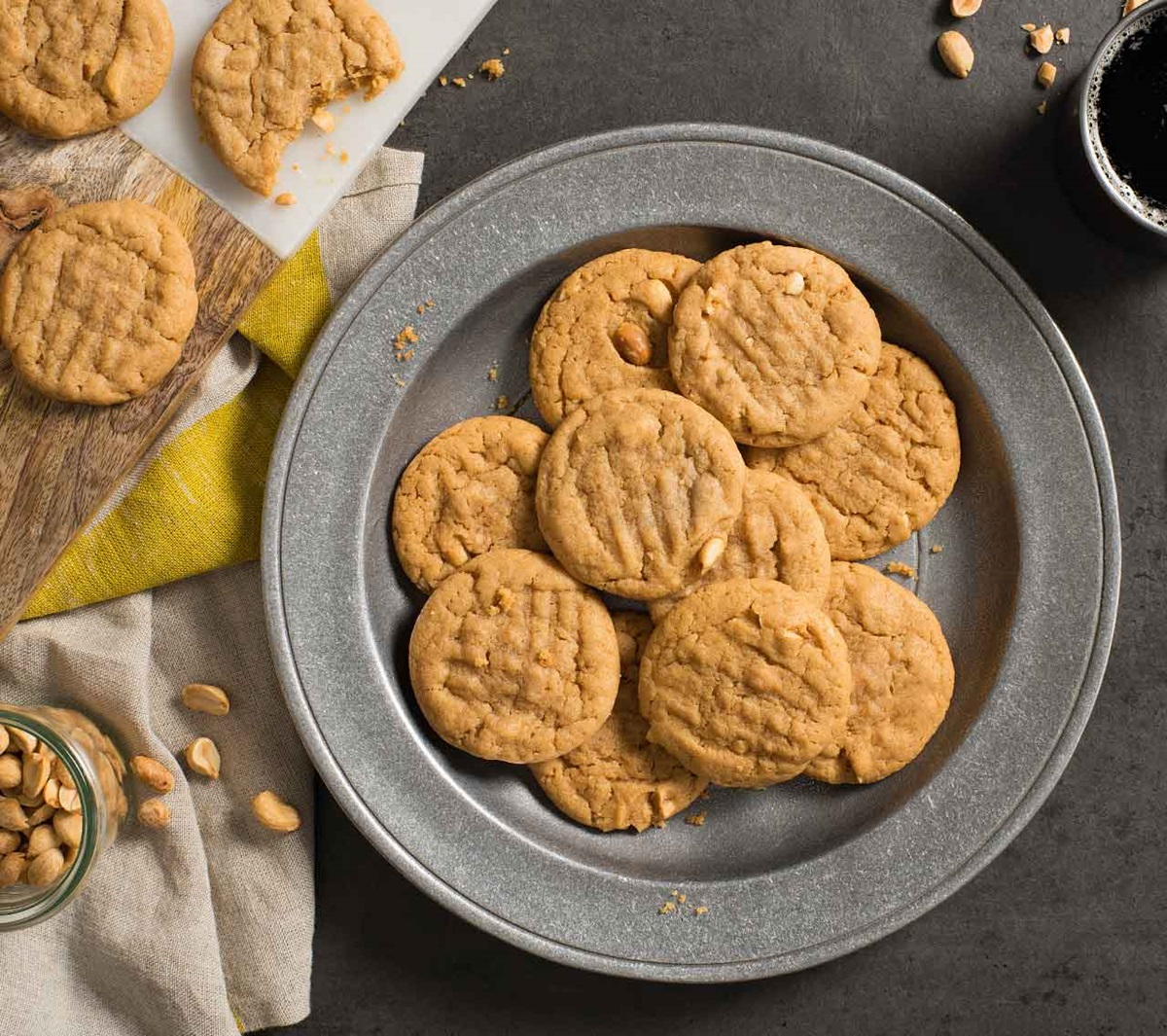 recipe image Peanut Butter Cookies
