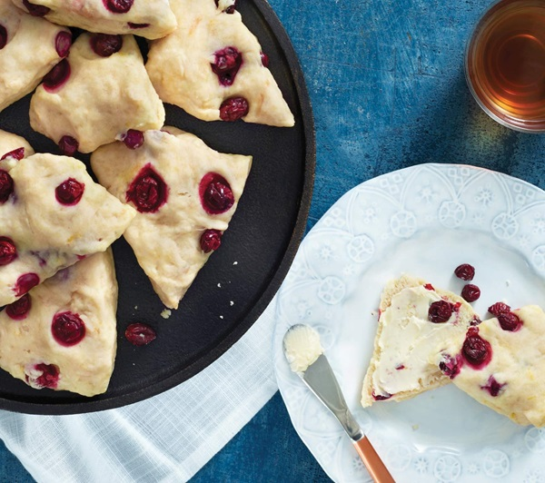 recipe image Very Berry Scones