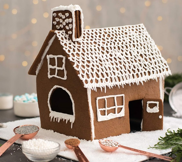 recipe image Gingerbread House