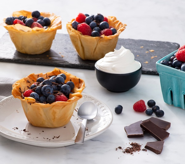 recipe image Very Berry Fruit Cups