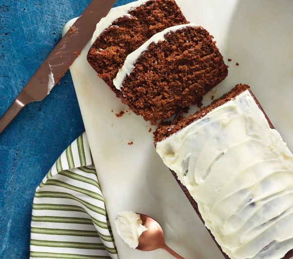 recipe image Gingerbread Loaf