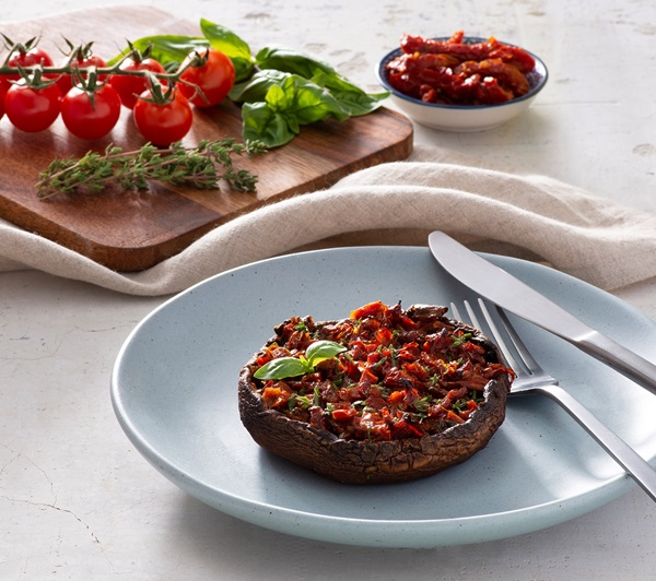 recipe image Portobello Toast
