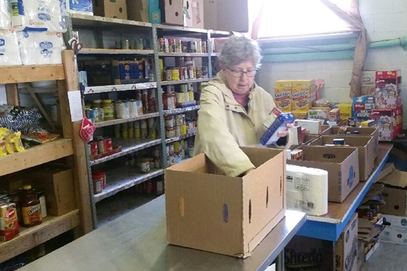Sackville Food Bank