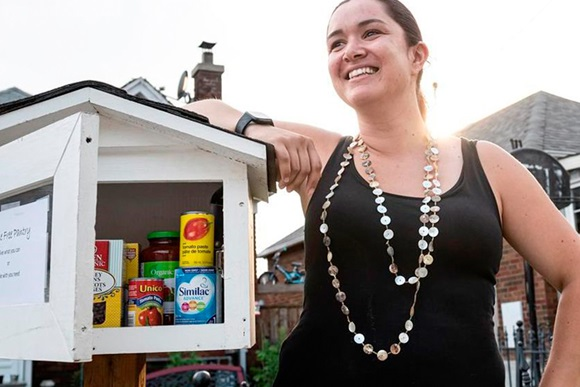 Toronto Little Free Pantries